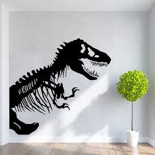 Jurassic Park T Rex Vinyl Wall Art Decal