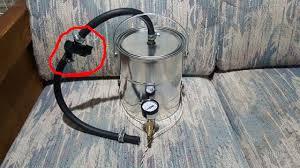 diy smoke machine for vacuum leaks