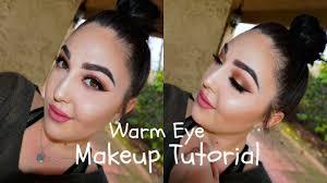 eye shadow palette makeup tutorial