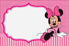 Minnie In Pink Free Printables 009 Jpg 1600 1067 Minnie Mouse