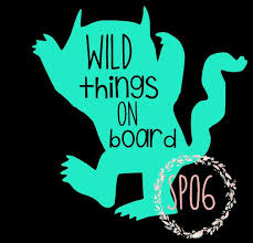 Wild Things On Board Car Decal Where The Wild Things Are Kids On Board Car Decal Mom Car Family Car Baby On Board Ki Mom Car Family Car Decals Car Decals Vinyl