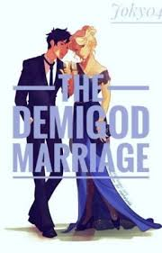 the demi marriage percy jackson