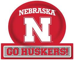 Nebraska Cornhuskers Jumbo Tailgate Peel Stick Wall Decal Allposters Com