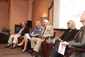 Culture & Cocktails: Harry & Gigi Benson and Wilbur & Hilary Ross |  Cultural Council for Palm Beach County