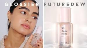 glossier skywash review all 7 shades