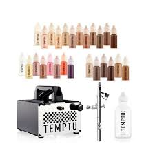 temptu s one premier airbrush makeup