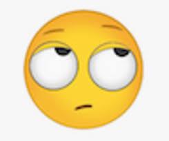 Eye-roll - Animated Eye Roll Emoji Gif, HD Png Download ...