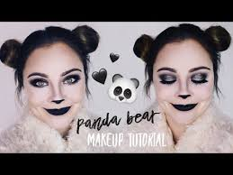 panda bear makeup tutorial you
