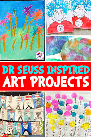 11 Fun Dr Seuss Art Ideas For Kids Have Fun Creating With Dr Seuss