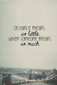 quote especially loving so far away from my friends and family