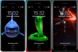 best live wallpaper for iphone