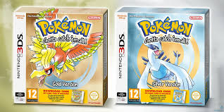 Pokemon Gold And Silver Receiving Code-in-box Release For Europe ...