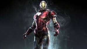 marvel studio presents iron man hd