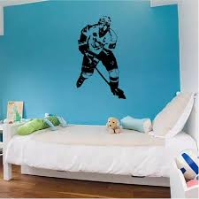 Crosby Hockey Player Wall Sticker Wall Sticker Usa