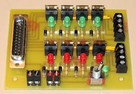 link to stepper motor driver board