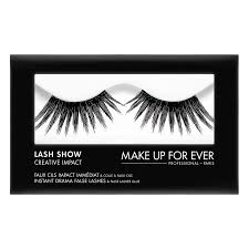 lash show c 806 false lashes make