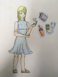 Abby Marshall(Redesign) by ghastlywingz on DeviantArt