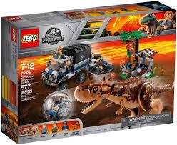 Mua LEGO Khủng Long Jurassic World 75929 - Đội Xe Săn Khủng Long ...