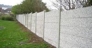 Mild Steel Precast Concrete Fencing Rs 182 Square Feet Right Angle Id 12518934791