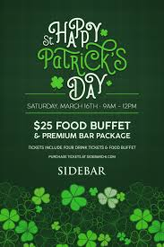 St. Patrick's Day 2019 at Sidebar ...