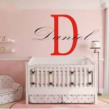 Besatiful Custom Made Personalized Name Daniel Wall Decal Childrens Room Wall Art Decor Vinyl Wall Stickers For Kids Rooms Vinyl Sticker For Laptop Vinyl Wall Art Stickersvinyl Sticker Film Aliexpress