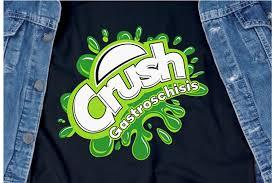 Crush Gastroschisis Svg By Ariodsgn Thehungryjpeg Com