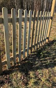 Picket Panels United Fencing Supplies