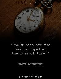quotes on time that will show time is the most precious and