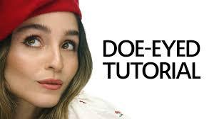 get ready with me doe e tutorial