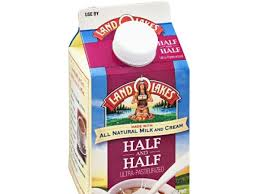 half half cream nutrition facts eat