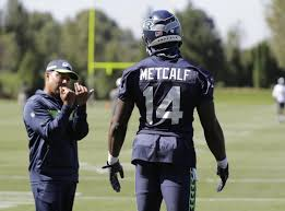 Seattle Seahawks wide receiver D.K. Metcalf went viral for his muscles |  Sports | bendbulletin.com