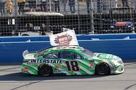 2019 1 24 Kyle Busch Interstate Batteries 200th Win Diecast Joe Gibbs Racing Store