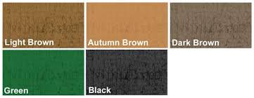 ronseal shed and fence protector autumn