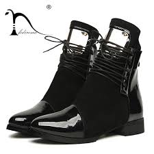 flat martin ankle boots womens