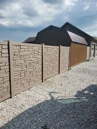 Jlb Services The Simtek Ecostone Privacy Fence And Gate Facebook