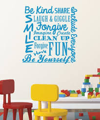 Sissy Little Light Blue Playroom Rules Wall Decal Best Price And Reviews Zulily