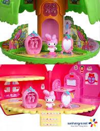 Bộ đồ chơi mô hình Tomy Samrio My Melody dành cho bé gái - 255,000