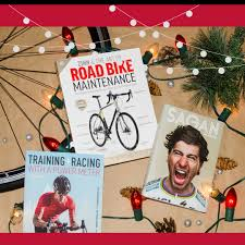 holiday gift ideas for cyclists velopress
