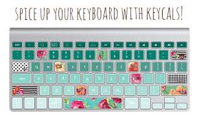 Keyboard Stickers For Laptops And Extended Keyboards Kidecals