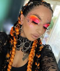 bold festival makeup to help you stand out