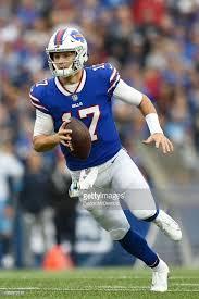 quarterback josh allen of the buffalo