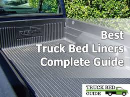 the complete guide to truck bed liner