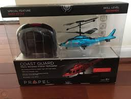 propel rc coast guard wireless indoor