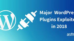 10 por wordpress plugins exploited