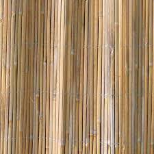 Terra Split Bamboo Screening Roll Height 2m X Length 5m