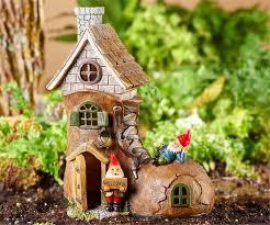fairy garden mini solar powered light