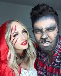 big bad wolf and lil red riding hood