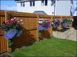 Fencing The Best Backdrop For Stunning Landscaping Liberty Fence And Deck