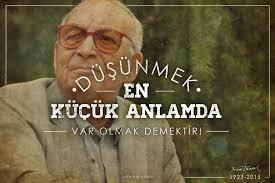 Yaşar Kemal Sözleri - Anlamlı Güzel Sözler