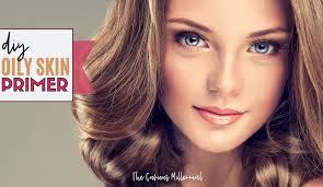 diy oily skin primer for seamless